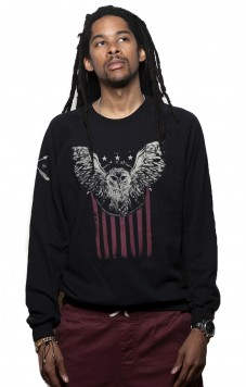 All Seeing Owl Crew (blk)