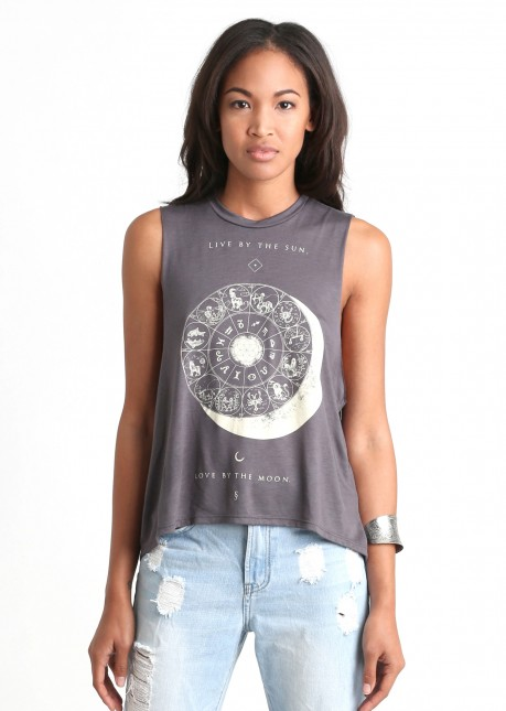 Eclipse Sleeveless (Slate)